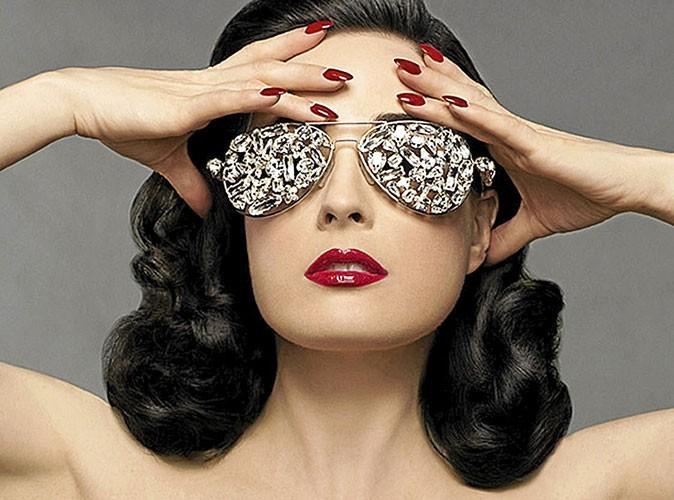 Dita Von Teese nous livre ses secrets de beauté...