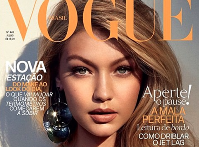 "Gigi Hadid : une ""Glam Girl"" captivante pour Vogue !"