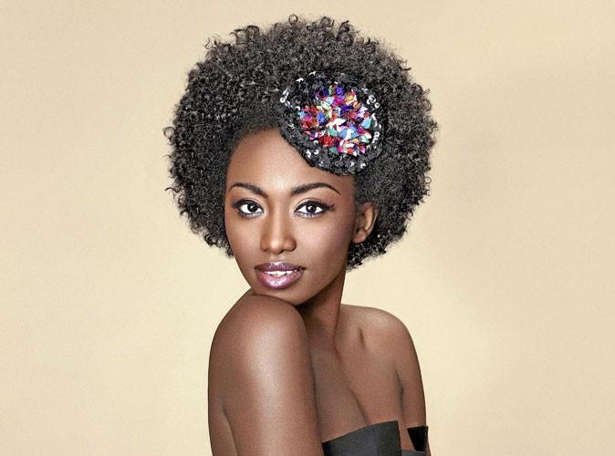 Inna Modja : égérie des produits pour cheveux ethniques Mizani