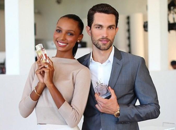 Jasmine Tookes et Tobias Sorensen : un couple glamour pour Calvin Klein !