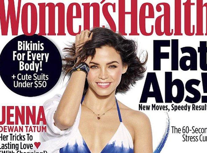 """Jenna Dewan-Tatum dévoile son corps de rêve en couverture du magazine """"Women's Health"""" !"""