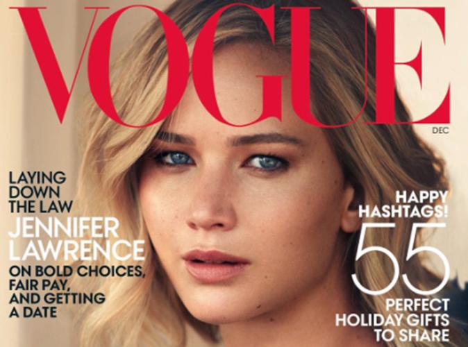Jennifer Lawrence : romantique et rêveuse pour sa seconde couverture Vogue !