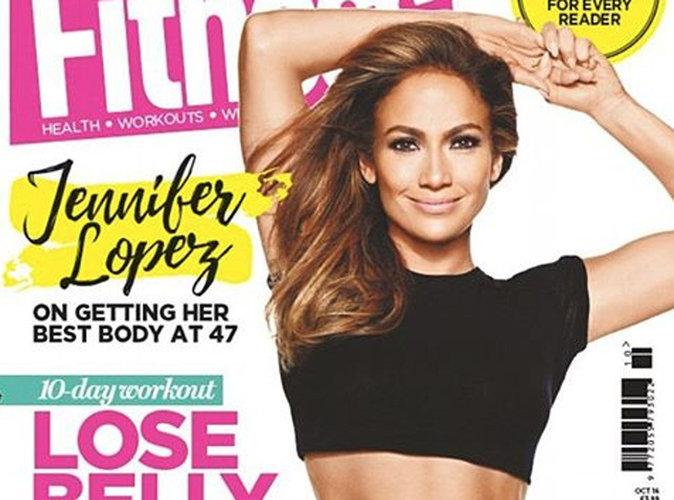 Jennifer Lopez : 47 ans et des abdos en béton !
