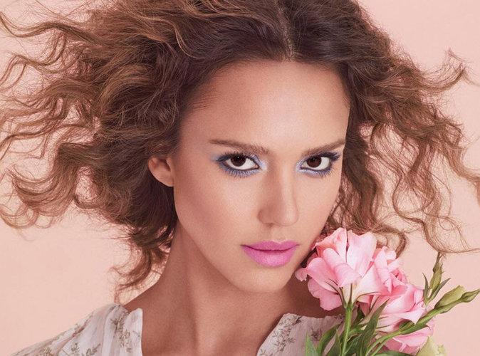 """Jessica Alba : sublime pour sa marque """"Honest Beauty Cosmetics"""""""