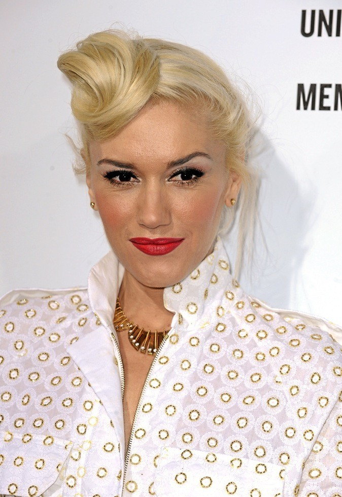 5- Gwen Stefani !