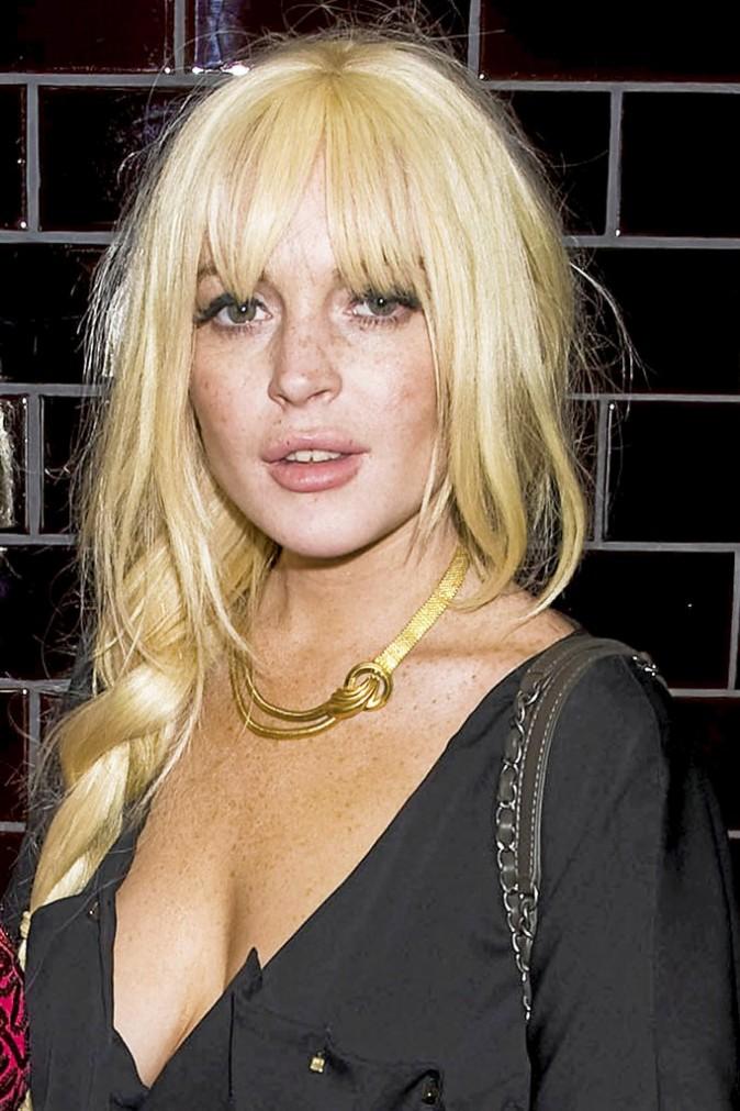 3 - Lindsay Lohan
