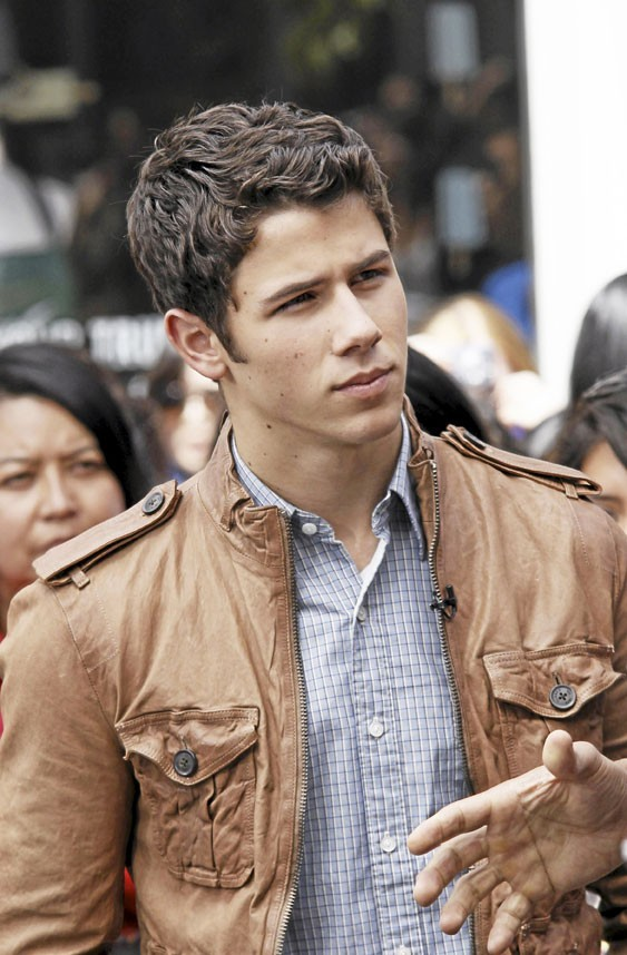 Son ex, Nick Jonas