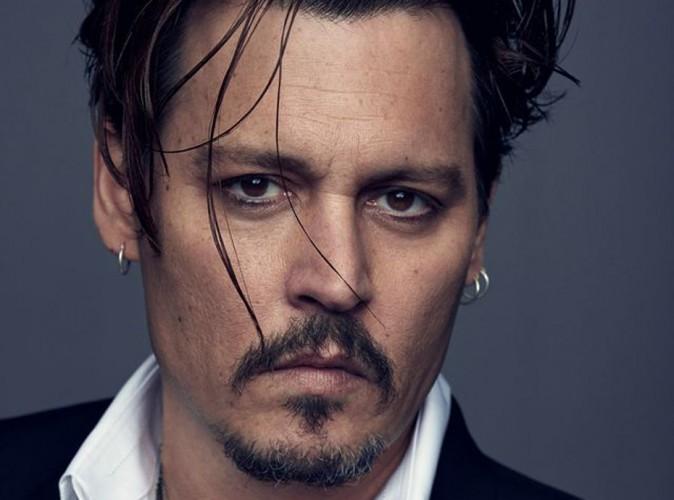 Johnny Depp, nouveau visage de Dior !