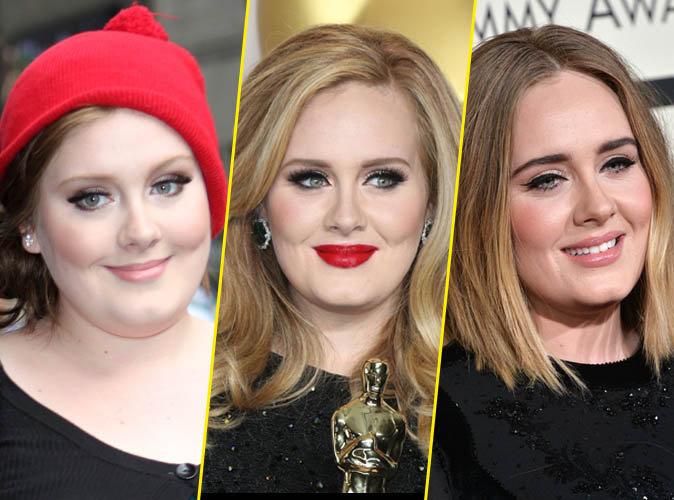 Joyeux Anniversaire Adele ! Découvrez son évolution en 13 beauty looks