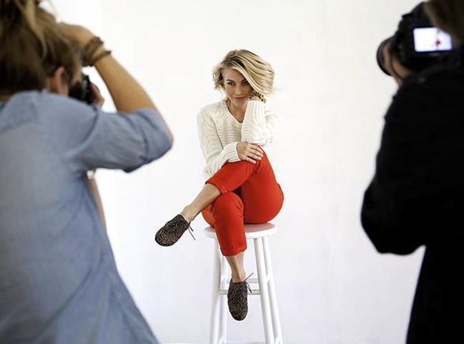 Julianne Hough : elle lance sa collection de chaussures !