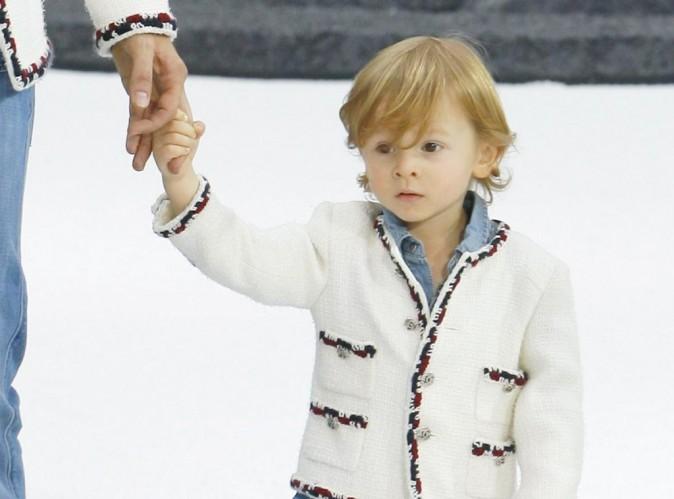 Karl Lagerfeld: il fait défiler son filleulde 4 ans !