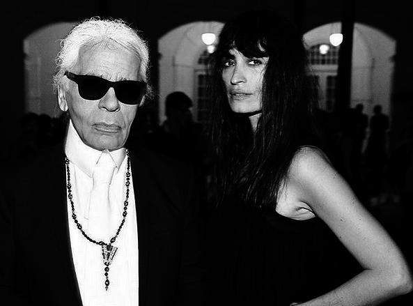 Karl Lagerfeld recrute une nouvelle it-girl parisienne chez Chanel !