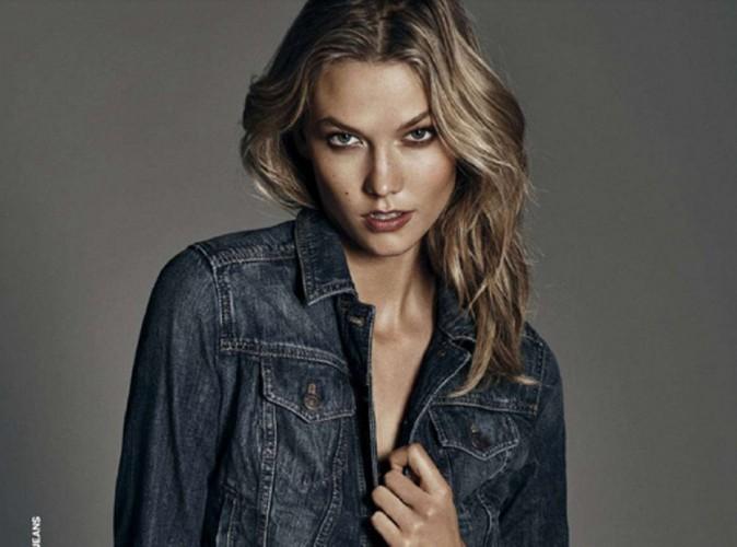 Karlie Kloss ultra aguichante pour Express Jeans !