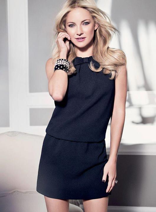 Kate Hudson, égérie Ann Taylor pour la troisième fois consécutive !