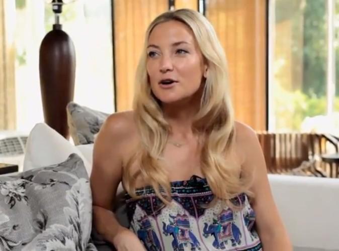 Kate Hudson : elle porte des Uggs depuis qu'elle a 11 ans !