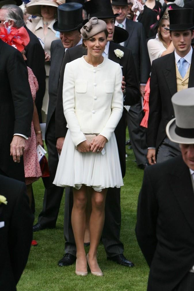 Kate Middleton assiste au Derby d'Epsom !