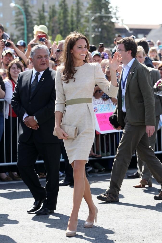 Kate Middleton et le Prince William en voyage officiel au Canada !