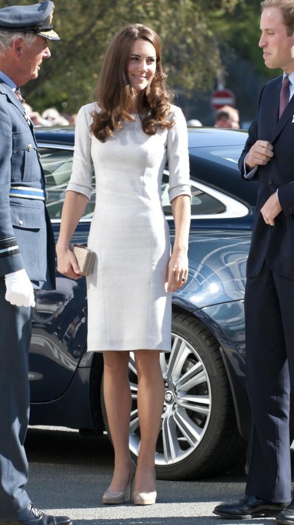 Kate Middleton visite l'Hopital Royal Marsden !