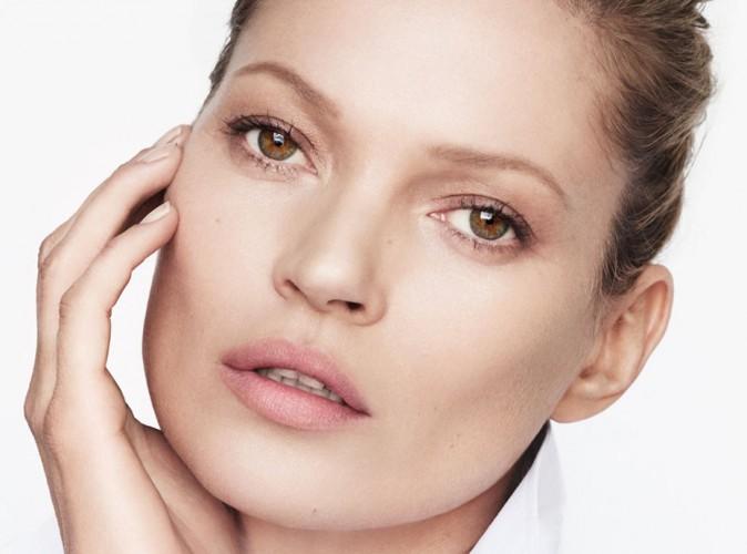 Kate Moss : envoutante pour la nouvelle campagne Decorté !