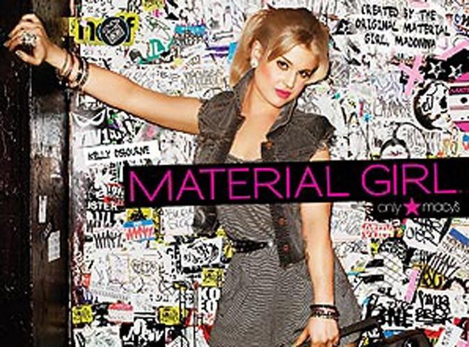 """Kelly Osbourne en """"Material Girl"""" ça en jette grave !"""