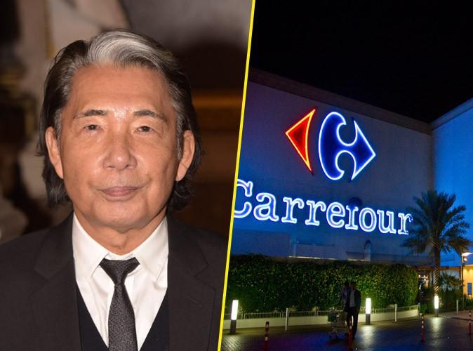 Kenzo Takada à petits prix ? Bientôt chez Carrefour !