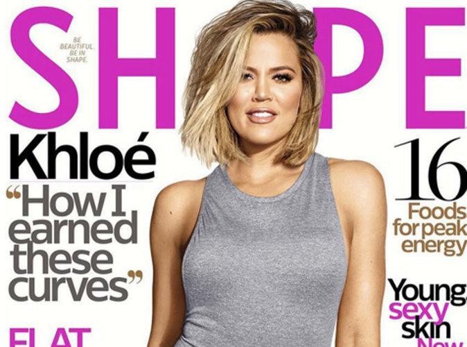 Khloé Kardashian : silhouette de rêve en couverture de Shape Magazine
