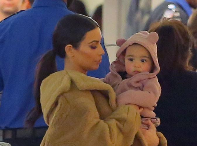 """Kim Kardashian : le style de North est """"simple, classique et vraiment chic"""" !"""
