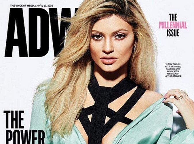 Kylie Jenner : provocante et sexy en couverture du magazine Adweek