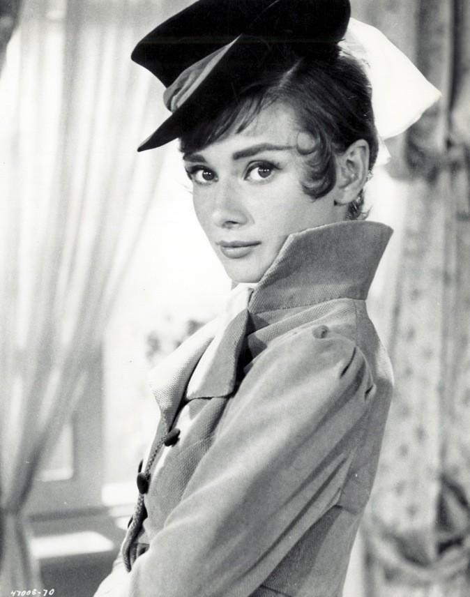 Audrey Hepburn !
