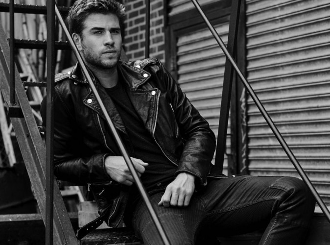"Liam Hemsworth, nouvel homme fort des parfums ""Only The Brave"" de Diesel !"