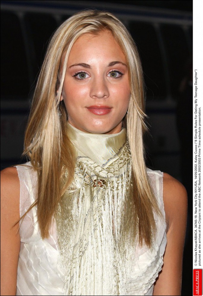 Kaley adopte un look un poil Country(2002)