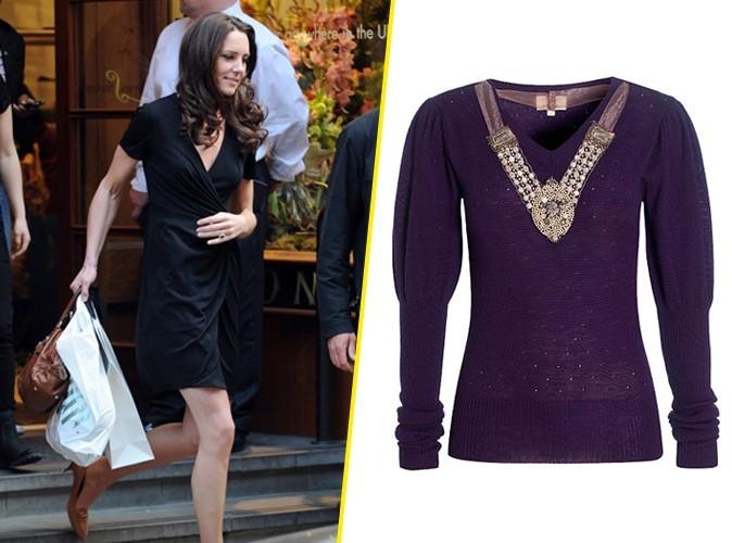 Look : Kate Middleton accro aux soldes… Qui l'aime la suive !