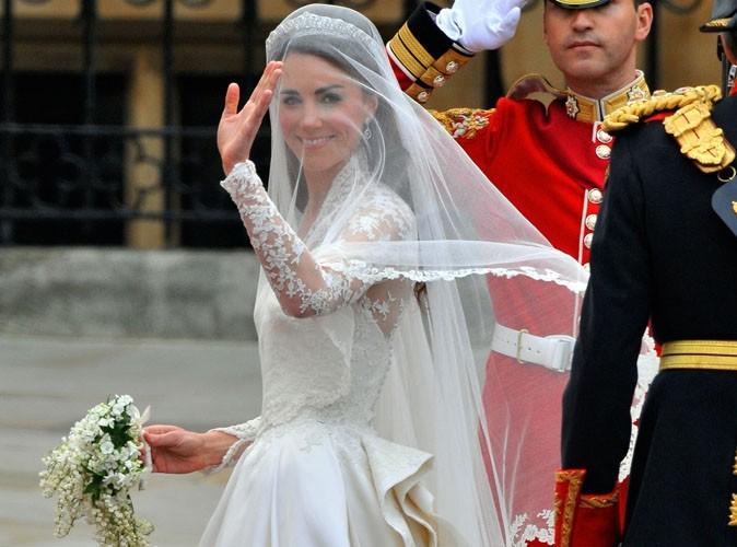 Mariage du Prince William et de Kate Middleton : la robe de mariée pourrait se retrouver dans un musée !