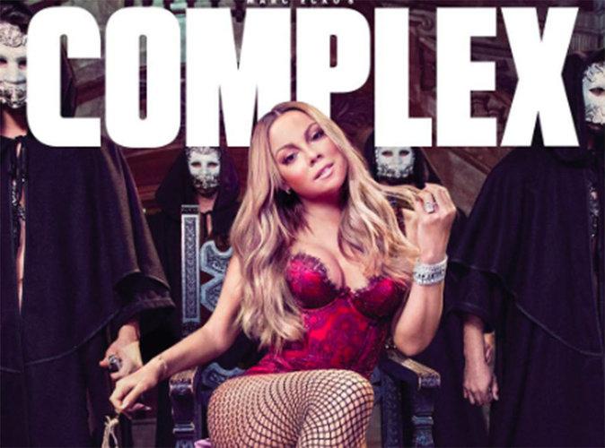 Mariah Carey : sexy et provocante en couverture de Complex Magazine