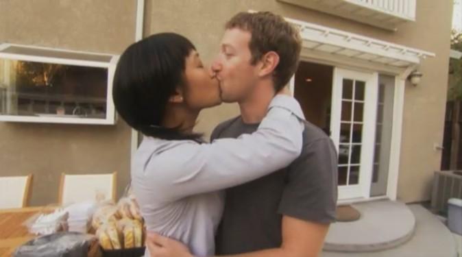 Mark Zuckerberg et sa femme Priscilla !