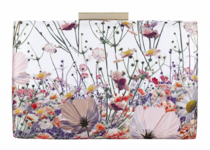 Forme valise et imprimé fleuri, Marks & Spencer Collection, 36,95€