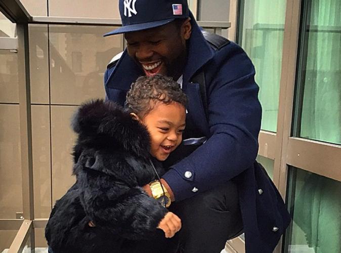 Mode :  50 Cent : à 2 ans son fils décroche un contrat à 700 000 $ !