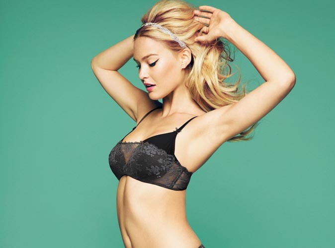 Mode : Bar Refaeli styliste pour Passionata !