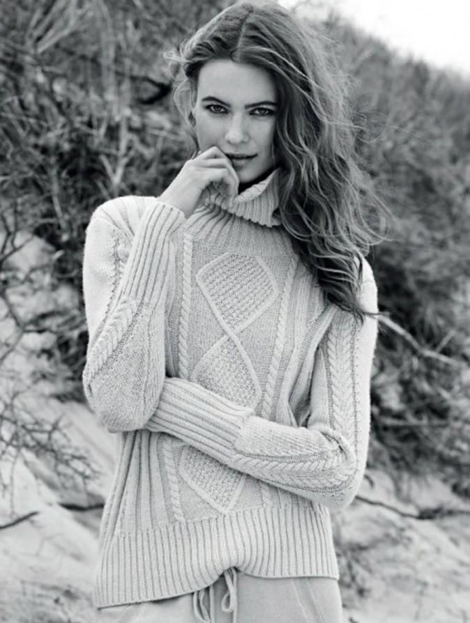 Mode : Behati Prinsloo : l'ange Victoria's Secret en égérie Stefanel, l'hiver sera douillet !