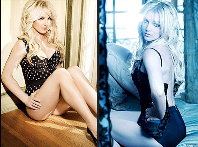Mode : Britney spears en pin-up sexy Dolce & Gabbana... On adore !