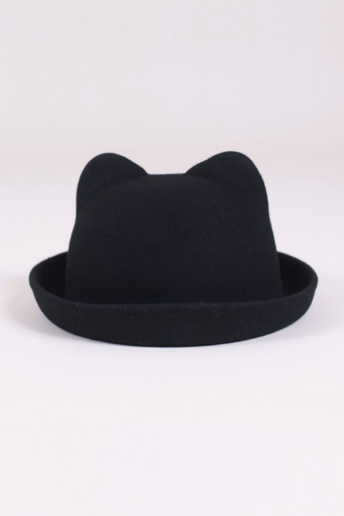 Le chapeau oreille de chat, un futur must-have ?