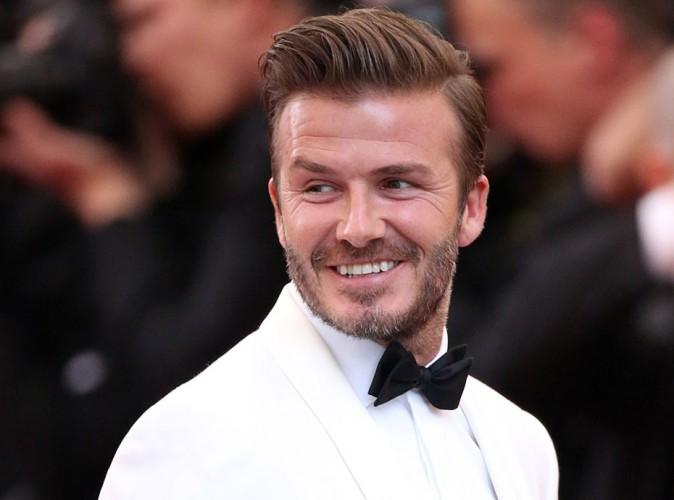 Mode : David Beckham : il se lance dans le prêt à porter !