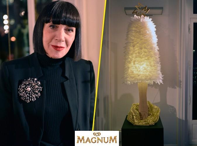 Mode : découvrez le sapin de Noël MAGNUM par Chantal Thomass !