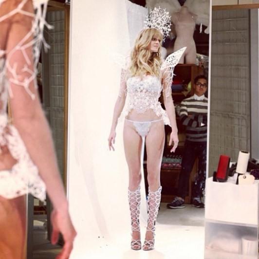 Lindsay Ellingson incarnera une reine des glaces !