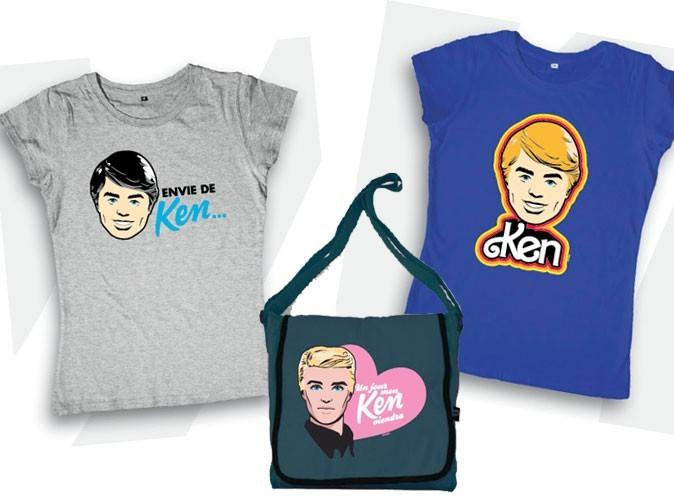 Mode : des tee-shirts et des accessoires pour les 50 ans de Ken !