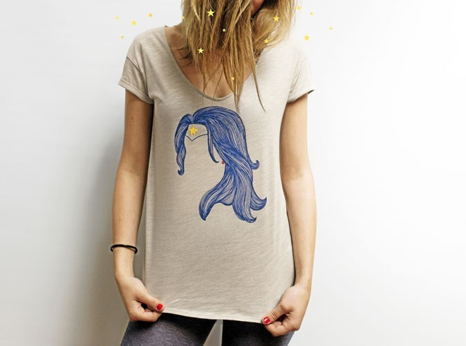Mode : des tee-shirts tendances au gré de nos humeurs...