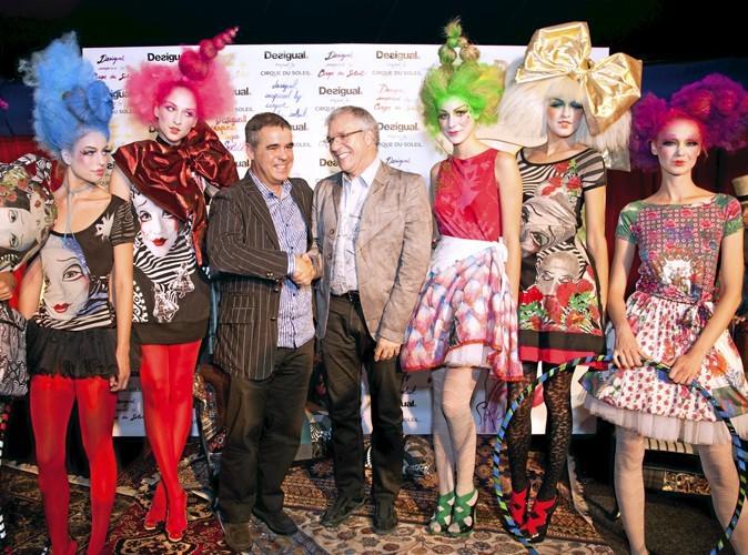 Mode: Desigual s'inspire du Cirque du Soleil