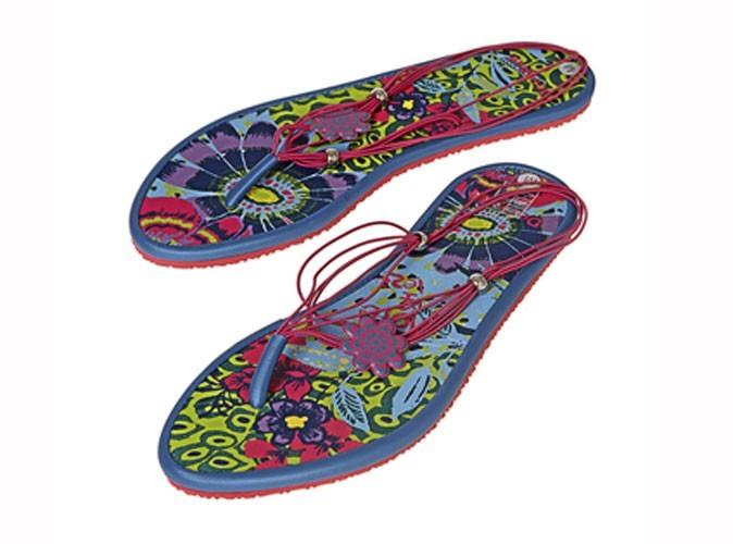 Mode : Desigual se lance dans la chaussure !