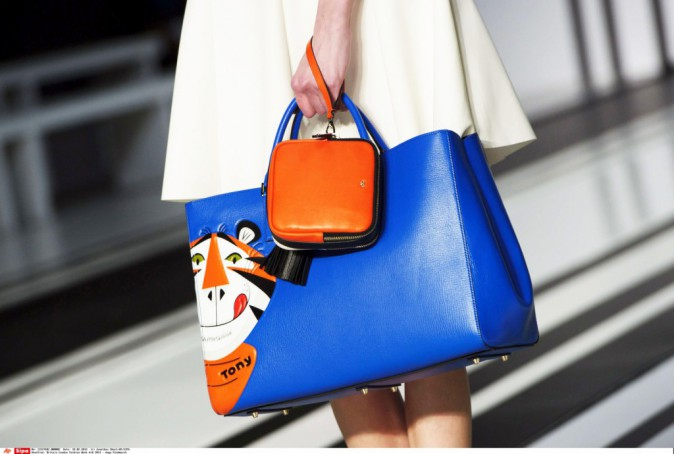 Le sac Frosties chez Anya Hindmarch