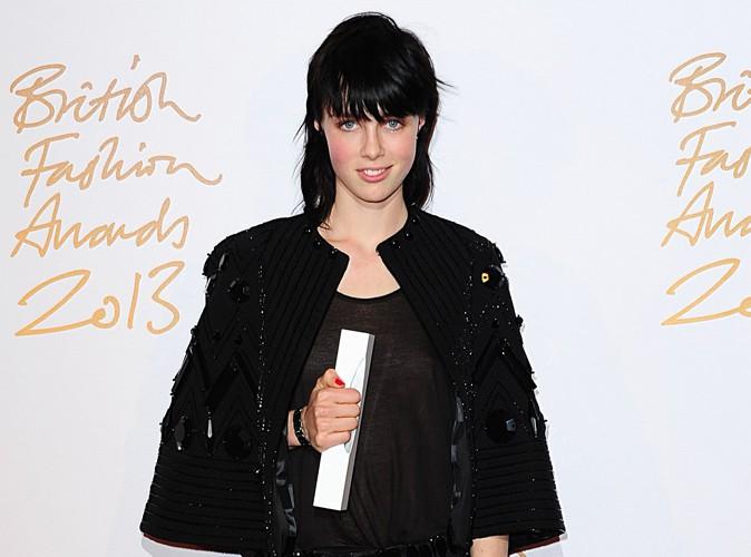 Beauté : Edie Campbell : nouvelle égérie du parfum Black Opium d'YSL !
